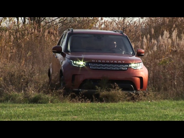 2017 Land Rover Discovery | Off-Road Montage | Full Review Coming This Week