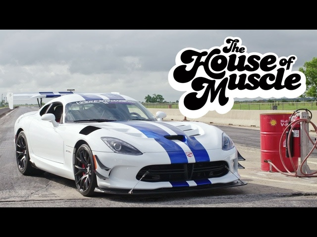 Cruise to the Cruise Part II: Roadkill Nights - The House Of Muscle Ep. 12
