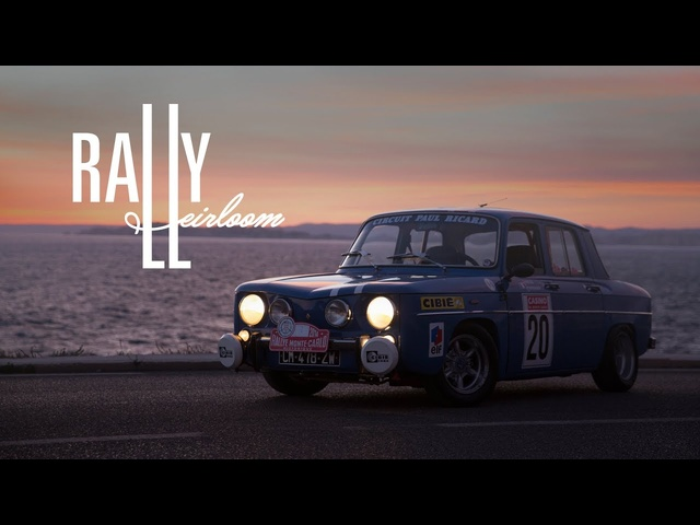 1967 <em>RENAULT</em> R8: A Retro Rally Heirloom