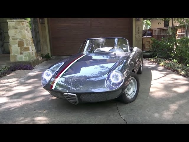 A Fine Italian Lady: 1969 Alfa Romeo Spider -- /WHEEL LOVE