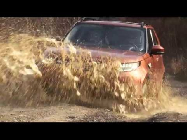 2017 Land Rover Discovery | Complete Review | With Steve Hammes