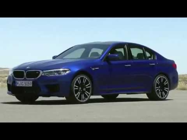 2018 <em>BMW</em> M5 | First Look | With Steve Hammes