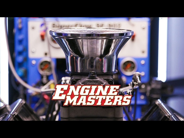 Air Filter Horsepower Shootout! -Engine Masters Ep. 27