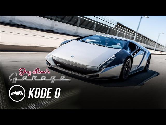 KODE 0 -Jay Leno's Garage