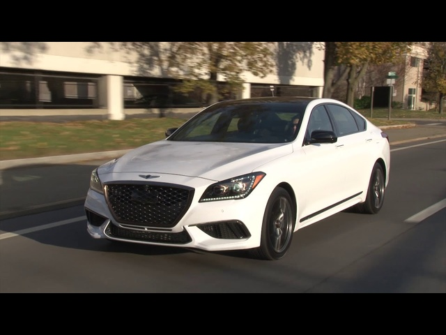 2018 Genesis G80 Sport | Complete Review | With Steve Hammes | TestDriveNow