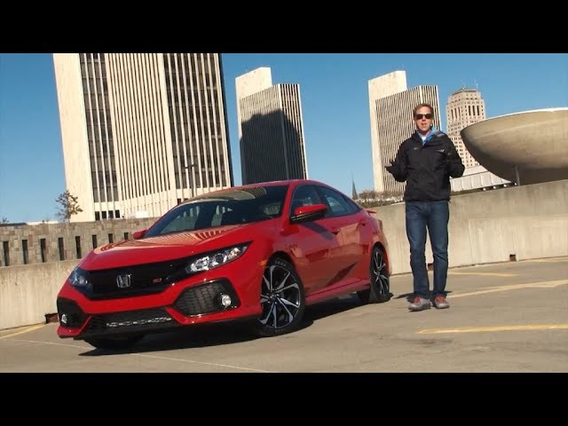 2017 Honda Civic Si | Complete Review | With Steve Hammes | TestDriveNow