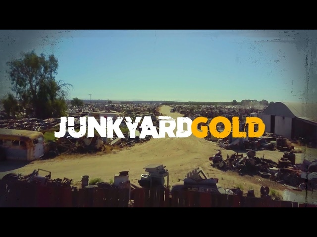 Junkyard Gold Series Premiere Trailer