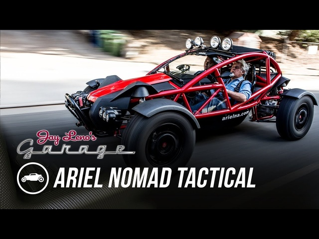 2017 Ariel Nomad Tactical