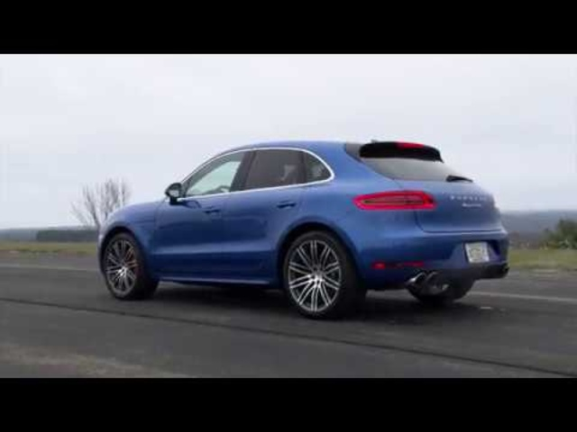 2017 <em>Porsche</em> Macan Turbo w/ Performance Pkg | Complete Review | With Steve Hammes | TestDriveNow