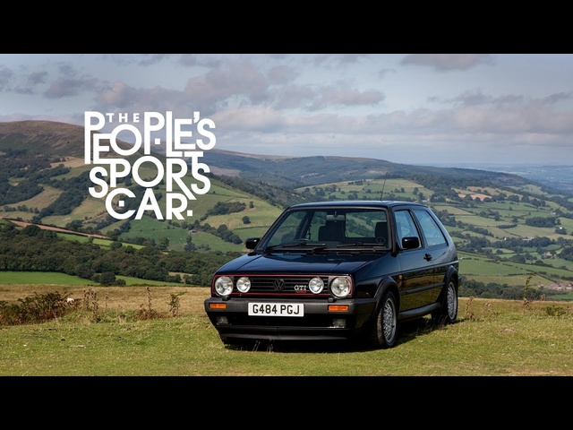 1990 Volkswagen Mk2 GTI: The People's Sports Car