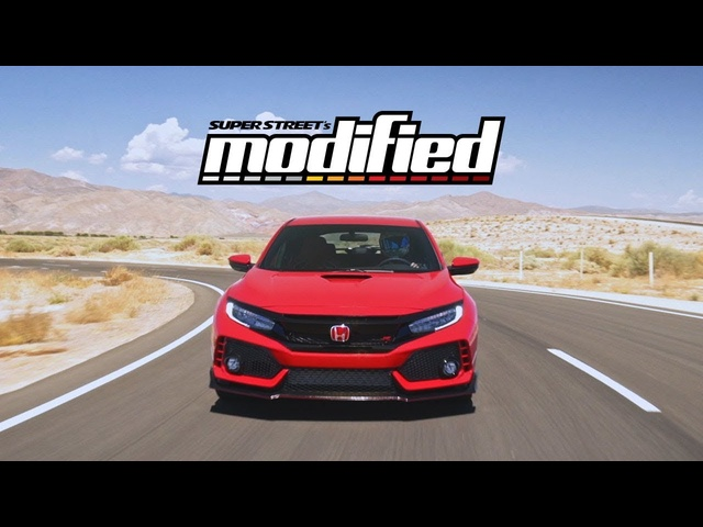 Street Driven Las Vegas 2017! <em>Honda</em> Type R Face-Off: Matt & Geoff vs. GRC Pro – Modified Ep. 6