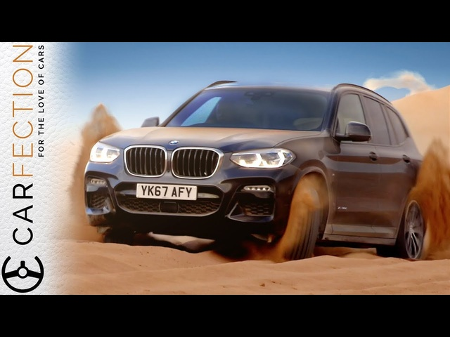 NEW <em>BMW</em> X3: Enough To Tackle Morocco - Carfection