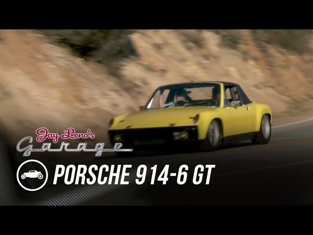1974 Porsche 914-6 GT -Jay Leno's Garage