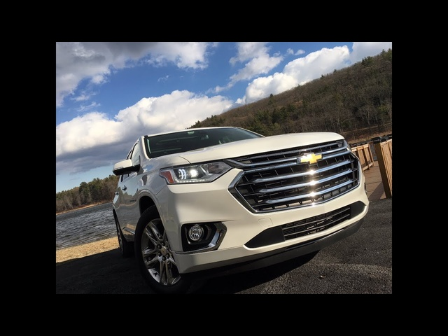 Chevrolet Traverse 2018 | Complete Review | with Steve Hammes