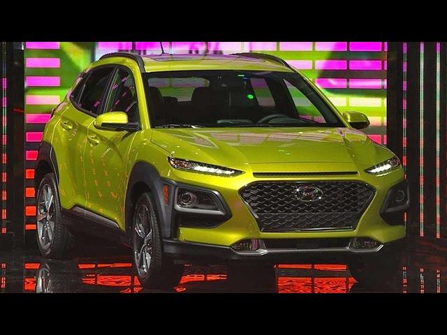 <em>Hyundai</em> Kona Live Reveal