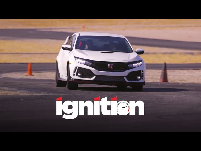 2017 Honda Civic Type R: Best Driver's Car for Under $50,000? - Ignition Ep. 186