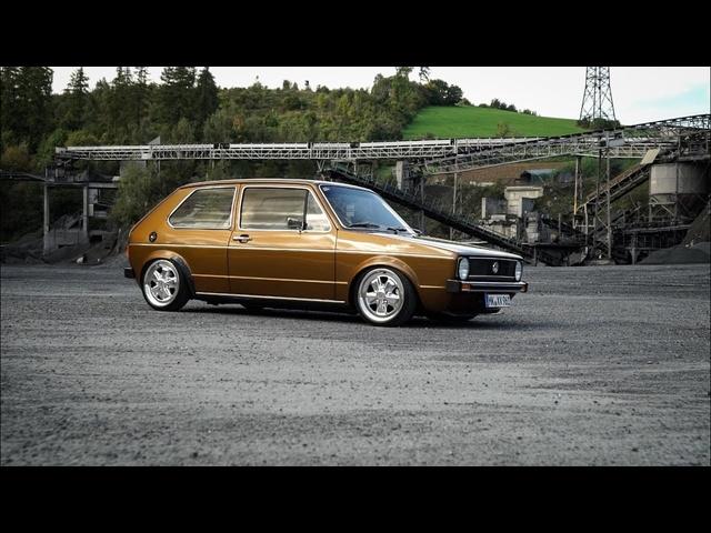 VW Golf MK1 | Jens Kössendrup | VWHome