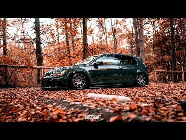 David's Bagged Mk7 GTI | 4K