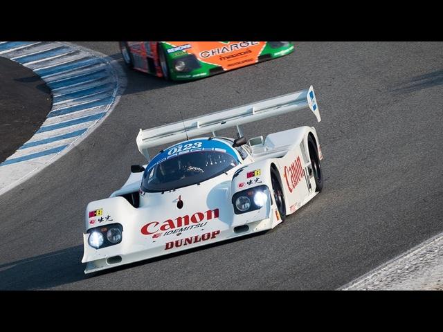 1981-1991 IMSA GT Prototypes -2017 Rolex Monterey Motorsport Reunion