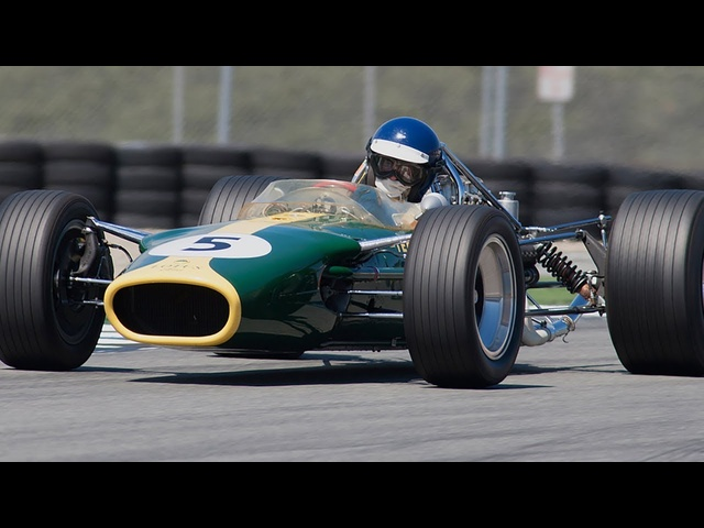 1961-1963 Formula Junior-Disc Breaks - 2017 Rolex Monterey Motorsport Reunion