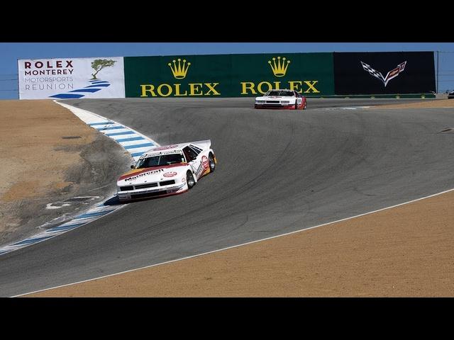 1973-1991 IMSA GTU, GTO / Trans-Am -2017 Rolex Monterey Motorsport Reunion