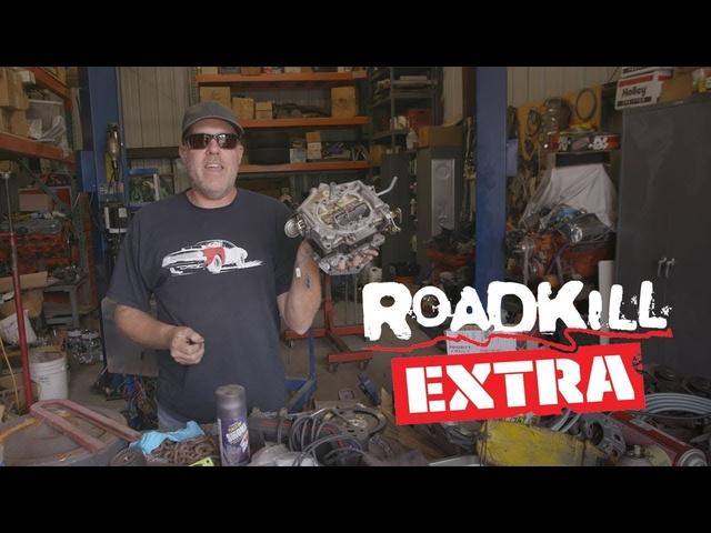 Freiburger Explains Thermoquad Carburetors! -Roadkill Extra