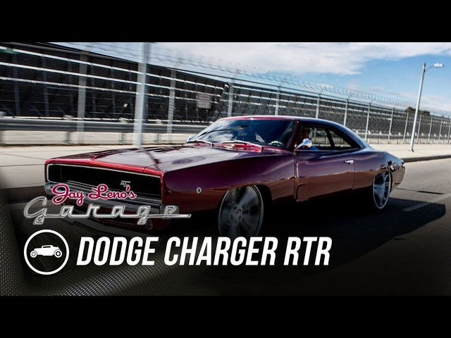 1968 <em>Dodge</em> Charger RTR - Jay Leno's Garage