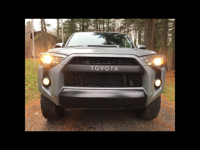 Toyota 4Runner TRD Pro 2017 | Complete Review | with Steve Hammes