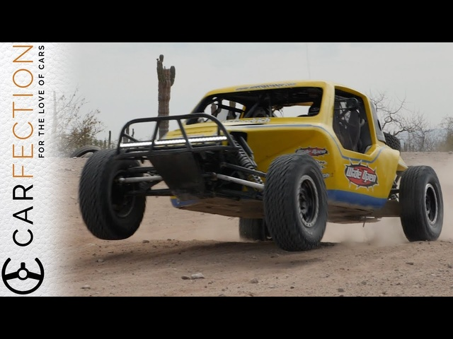 HOLY S**t, That's INSANE! : Wide Open Baja, Extreme Off-Road In 4K -Carfection