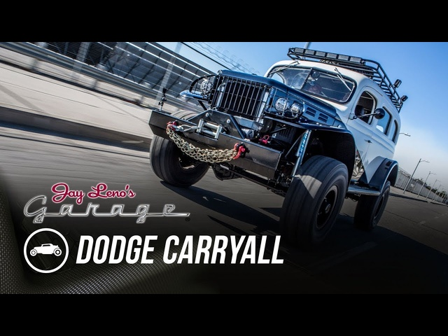 1942 <em>Dodge</em> Carryall - Jay Leno's Garage
