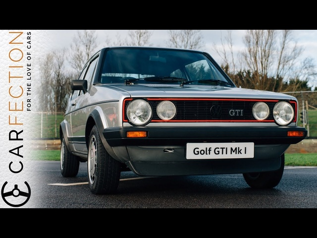 VW Golf GTI Mk1: Which Was The Greatest Generation? PART 1/5 - Carfection