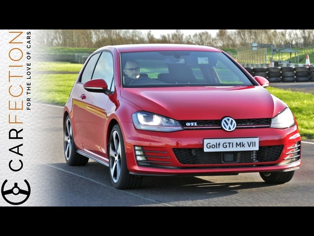 VW Golf GTI Mk7: Which Was The Greatest Generation? PART 2/5 - Carfection