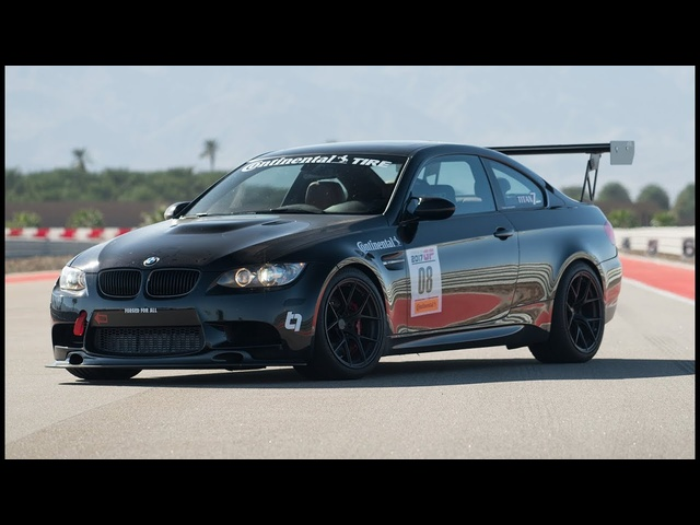 European Car Tuner GP Presented by Continental Tire - Tuner Battle Week 2017 Ep. 4
