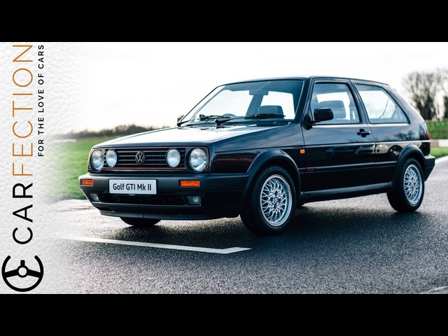 VW Golf GTI Mk2: Which Was The Greatest Generation? PART 4/5 - Carfection