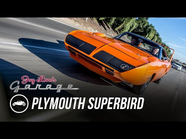 1970 <em>Plymouth</em> Superbird - Jay Leno's Garage