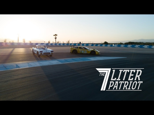 The Le Mans-Winning Chevrolets: Corvette C1 Coupe and C6.R