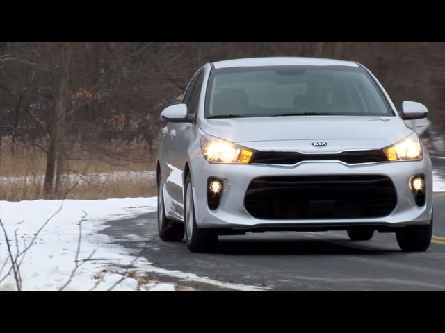 Kia Rio 2018 | Complete Review | with Steve Hammes