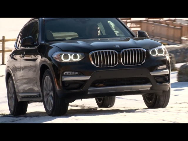 2018 <em>BMW</em> X3 xDrive30i | Complete Review | with Steve Hammes