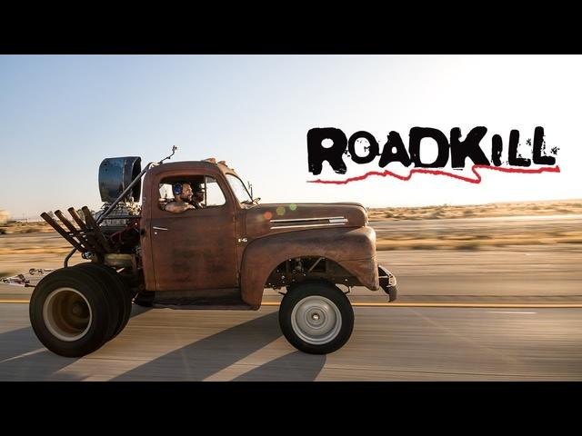 Stubby Bob Lives! Huge Wheelstands! -Roadkill Ep. 72