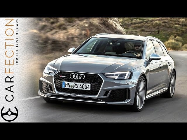 NEW 2018 Audi RS4 Avant: Must Have For Your Dream Garage - Carfection