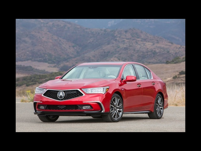 Acura RLX 2018 | First Look | with Steve Hammes