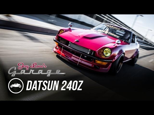 1971 Datsun 240Z -Jay Leno's Garage