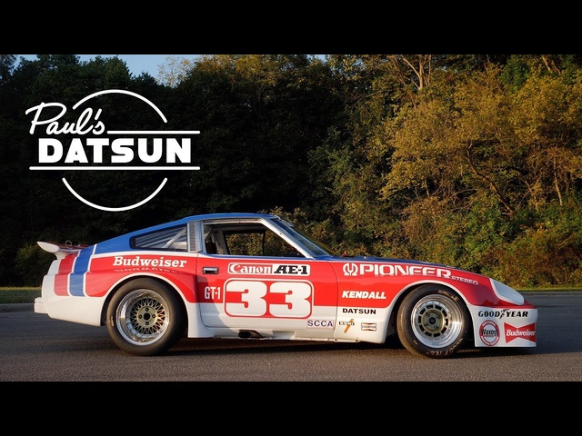 Paul Newman's Datsun 280Z: An American Legend From Japan