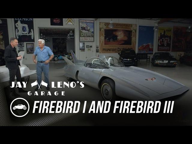 1953 Firebird Iand 1958 Firebird III -Jay Leno's Garage