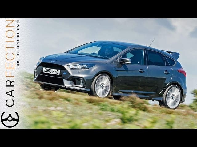 <em>Ford</em> Focus RS: One Last Drift - Carfection