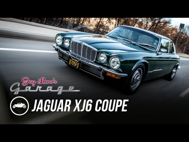 1975 <em>Jaguar</em> XJ6 Coupe - Jay Leno's Garage