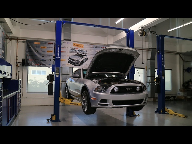 Mustang 360 Week To Wicked – Mustang GT – Day 1 Recap