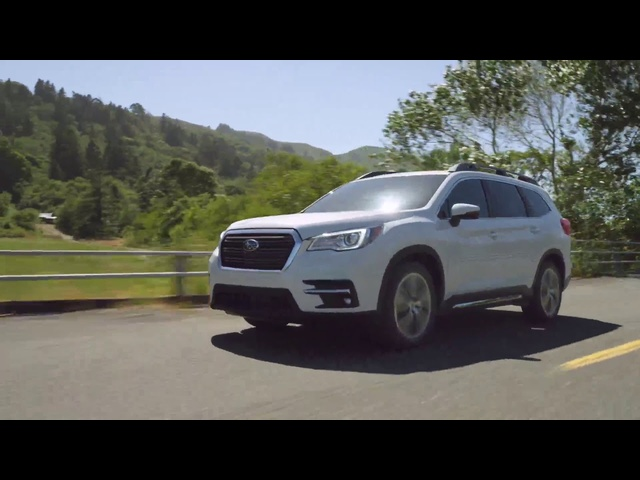 2019 Subaru Ascent | First Look | with Steve Hammes
