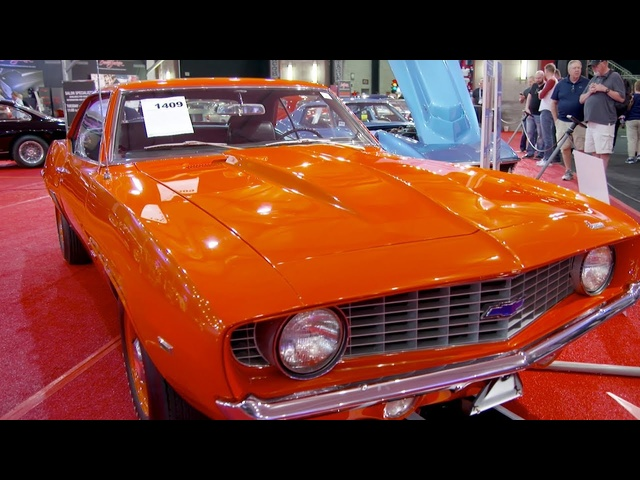 Cristy Lee Found An Unbelievable Camaro ZL1 At Barrett-Jackson Scottsdale