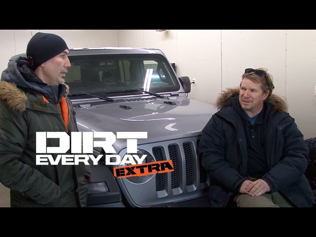 Best New Off-Road Attributes of the New <em>Jeep</em> JL - Dirt Every Day Extra